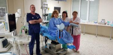 В монтана се извърши операця на щитовидна жлеза с EchoLaser